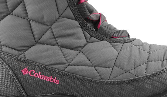 BUTY ŚNIEGOWCE COLUMBIA YOUTH MINX MID BY1313 051