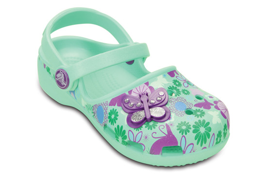 KLAPKI CROCS KARIN BUTTERFLY 202885 NEW MINT