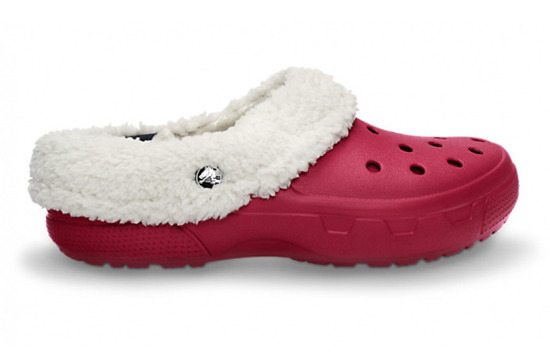KLAPKI CROCS MAMMOTH EVO CLOG 12878 TRUE RED