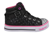 BUTY SKECHERS SWEET HEART 10573L BKMT