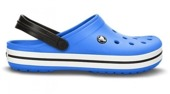 CROCS CROCBAND 11016 BLUE/BLACK-40%