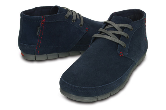 BUTY CROCS STRETCH SOLE DESERT NAVY 201195