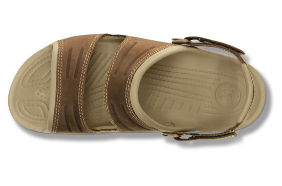 CROCS YUKON TWO-STRAP KHAKI 14325