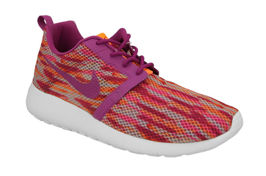 CHILDREN'S SHOES  NIKE ROSHE RUN ONE FLIGHT WEIGHT 705486 100