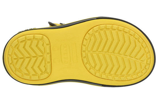 CROCS SHOES CROCBAND GUST BOOT SNOW BOOTS 12905 yellow