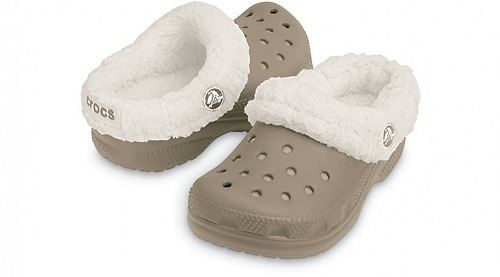 CROCS SHOES FLIP-FLOPS 10048 KHAKI