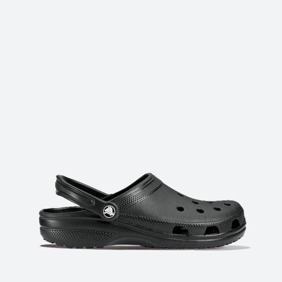 CROCS SHOES FLIP-FLOPS CLASSIC 10001  BLACK