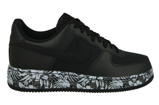 MEN'S SHOES NIKE AIR FORCE 1 LOW FLORAL 820266 007