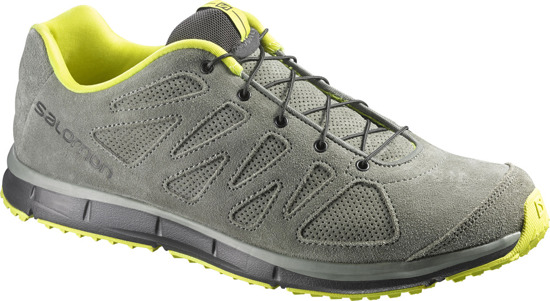 MEN'S SHOES SALOMON KALALAU LEATHER 370605