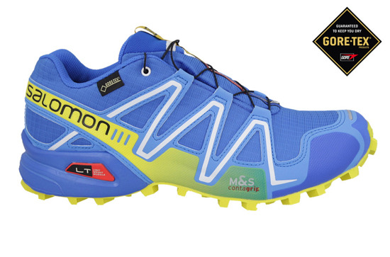 MEN'S SHOES SALOMON SPEEDCROSS GORE-TEX 379087