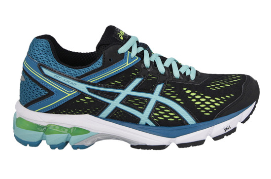 WOMEN'S RUNNING  SHOES  ASICS GT-1000 4 T5A7N 9039