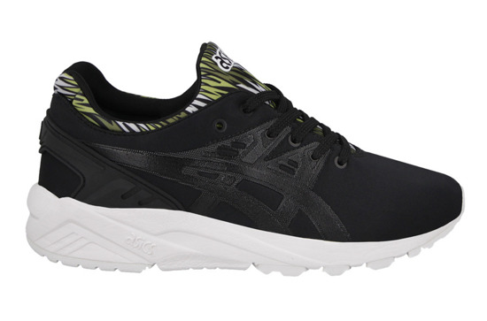 WOMEN'S SHOES ASICS GEL KAYANO TRAINER EVO H622N 9090