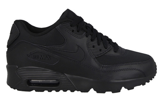 WOMEN'S SHOES NIKE AIR MAX 90 MESH (GS) 833418 001