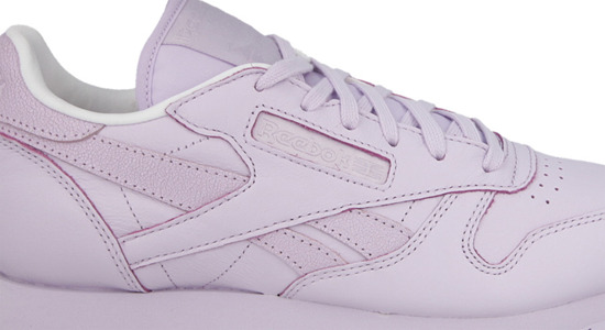 WOMEN'S SHOES  REEBOK CLASSIC LEATHER FACE STOCKHOLM V69379
