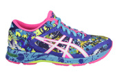 WOMEN'S RUNNING SHOES ASICS GEL-NOSA TRI 11 T676N 4301