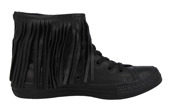 WOMEN'S SHOES CONVERSE CHUCK TAYLOR ALL STAR FRINGE 551641C