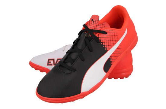 KINDER SCHUHE PUMA EVOSPEED JUNIOR 5.5 TT 103630 03