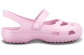 KINDER SCHUHE BALLERINA CROCS SHAYNA GIRLS 11372 BUBBLEGUM
