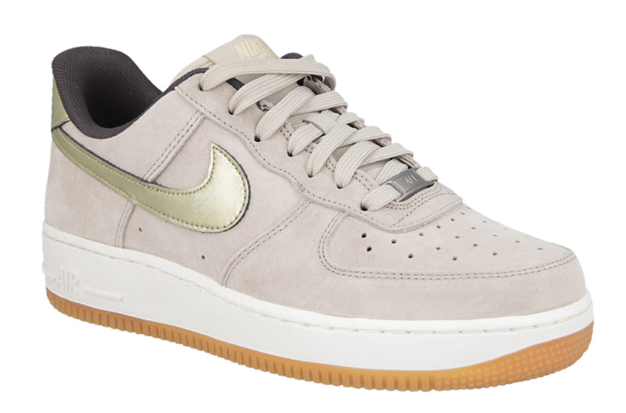 BUTY NIKE AIR FORCE 1 '07 PREMIUM SUEDE 818595 200