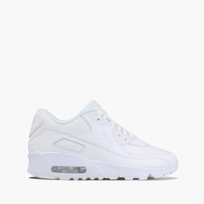 BUTY NIKE AIR MAX 90 LEATHER (GS) 833412 100