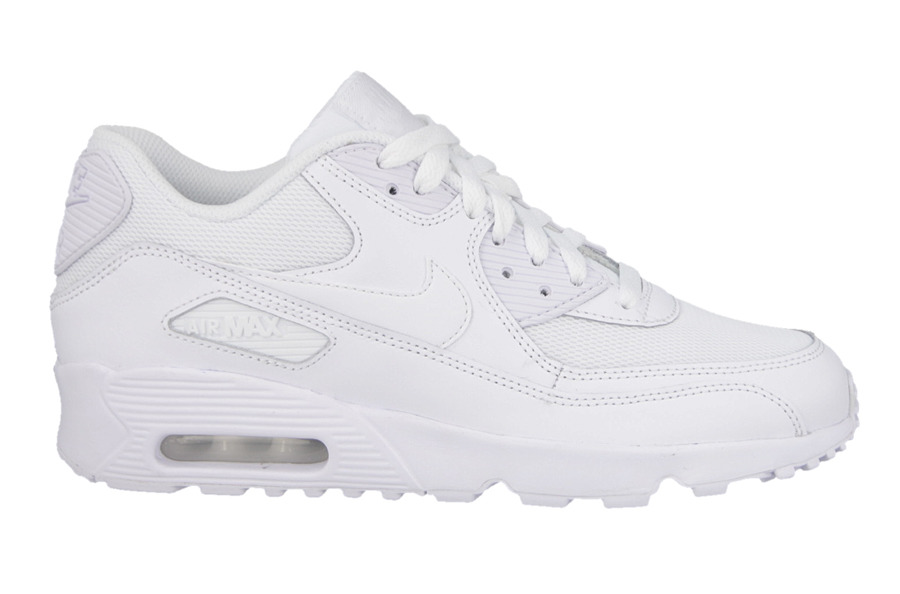 Buty NIKE AIR MAX 90 MESH (GS) 833418 100 Ceny i opinie