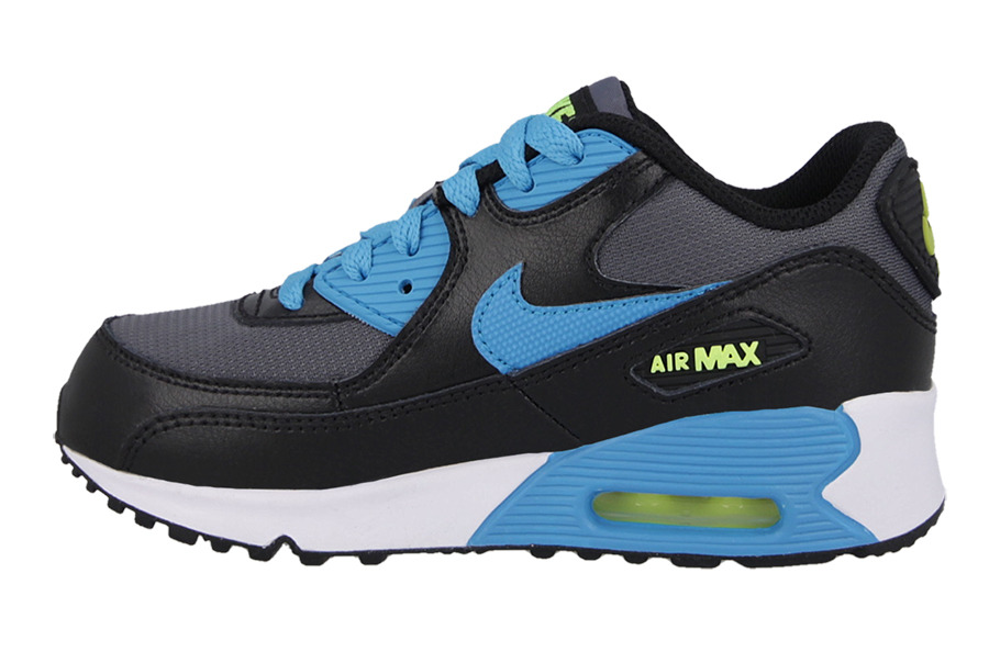 BUTY NIKE AIR MAX 90 MESH (PS) 724825 004