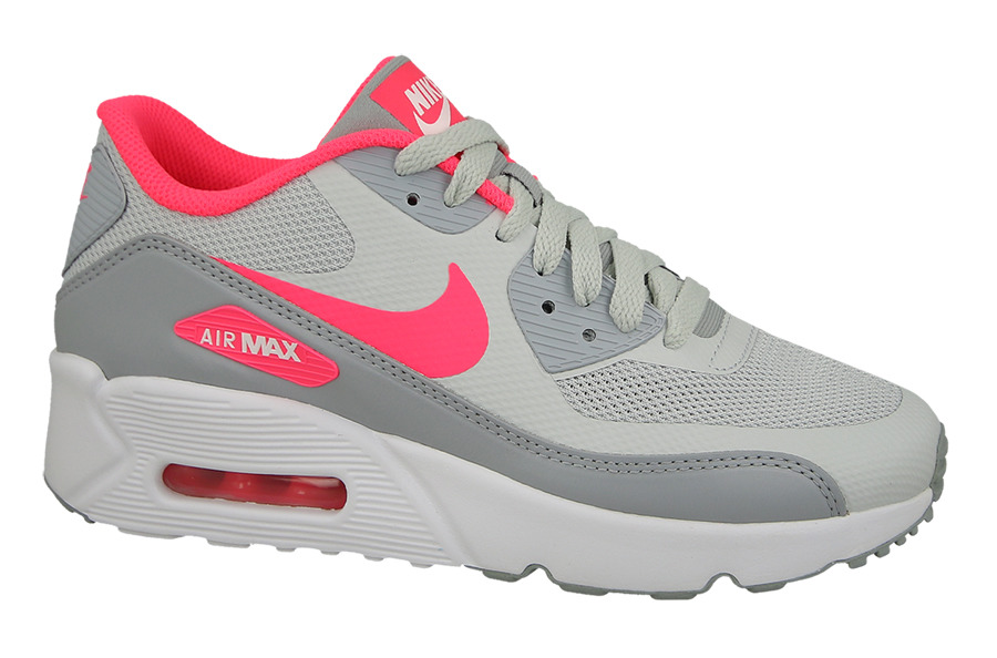 buty nike air max szare