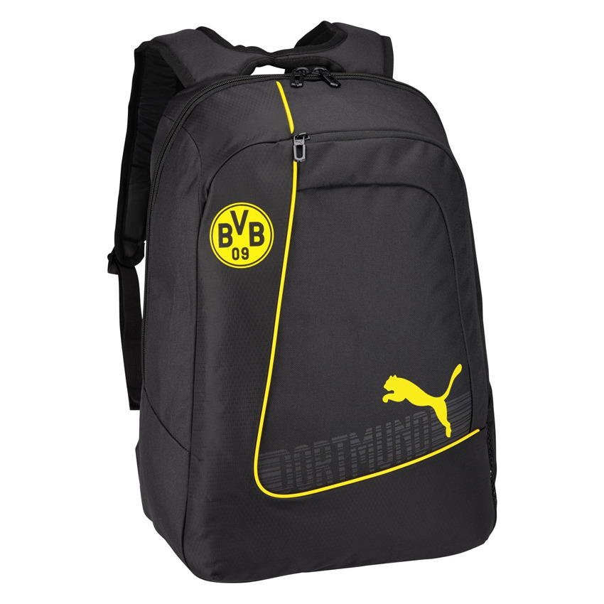 plecak puma bvb borussia dortmund 073915 01 opinie i cena w sklepie. Black Bedroom Furniture Sets. Home Design Ideas