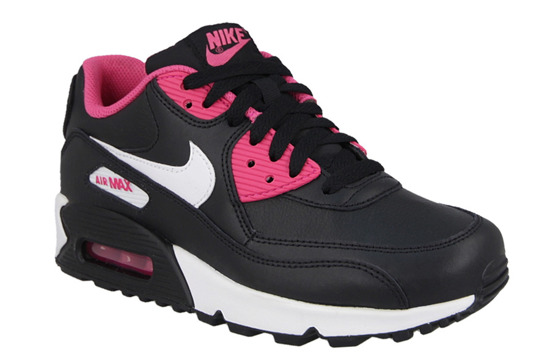 BUTY NIKE AIR MAX 90 LEATHER ( GS) 724852 006