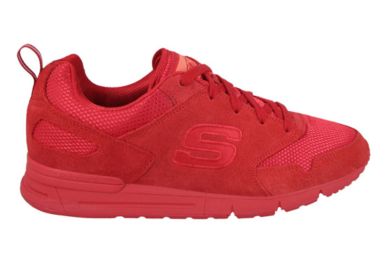 BUTY SKECHERS OG 92 COLOR CLIQUE 194 RED