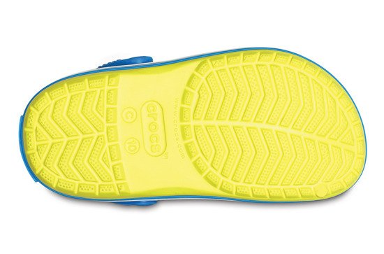 Buty Crocs Crocband 204537 TENNIS BALL