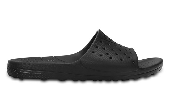KLAPKI CROCS CHAWAII SLIDE 202222 BLACK