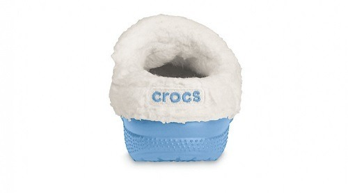 KLAPKI OCIEPLANE CROCS 10048 LIGHT BLUE