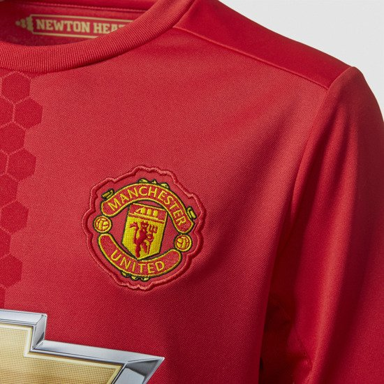 KOSZULKA adidas MANCHESTER UNITED HOME JUNIOR AI6716