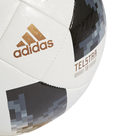 PIŁKA adidas TELSTAR 18 WORLD CUP TOP GLIDER CE8096
