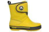 Śniegowce CROCS GUST BOOT 12905 yellow/charcoal -30%